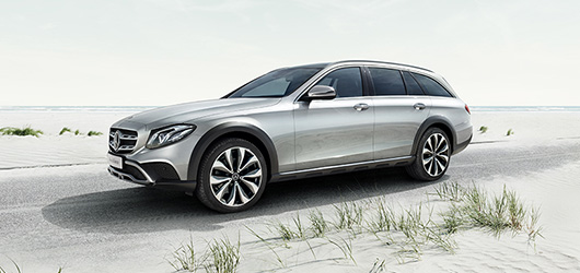 Mercedes-Benz E-klasa All-Terrain