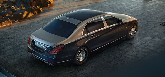 Mercedes-Maybach S-klasa